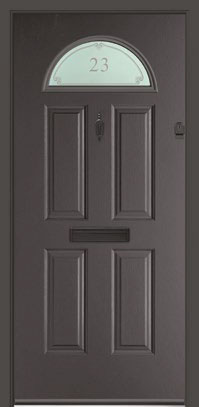 Eiger Composite Door