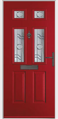 Elbrus Composite Door