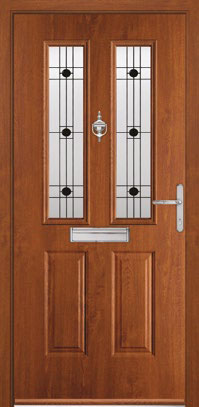 Etna Composite Door